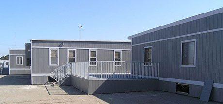 Standard modular office buildings
